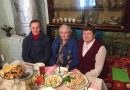 Sventes pagasta iedzīvotājai Antoņinai Dedjuško – 90
