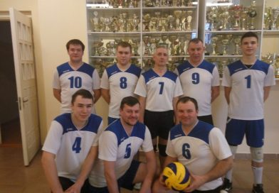 Ilūkstes novada kausa izcīņā volejbolā uzvarēja Sventes pagasta komanda