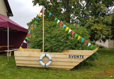 """Sventes pagasta svētki """"Kur ūdens, tur dzīvība"""""""