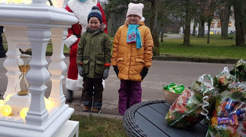 Ziemassvētki – dāvanu laiks